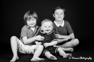 Three Brothers – Children Photography