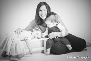 Michael & Clodagh – Family Photography