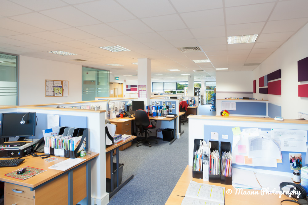 Citizen Information Phone Service – Architectural photography / office photography