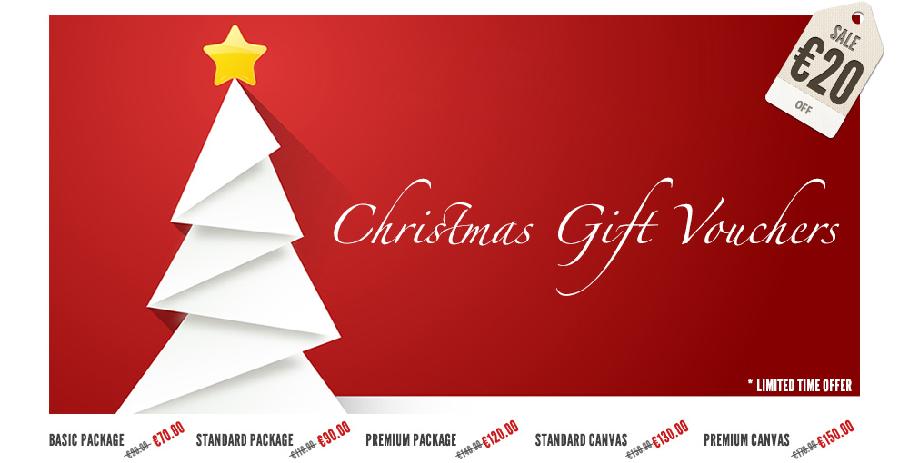 Maann photography photography studio cork christmas gift gift vouchers christmas negle Images
