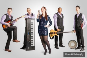Blue Fusion – Band Photography