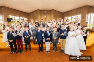 First Communion Photography – Whitegate NS