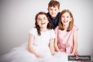 Communion Photography – studio photo session