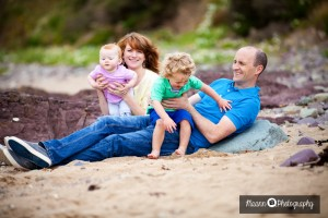 Roches Point – Family Photography
