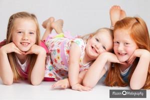 Kate, Grace & Ava – Children Photography