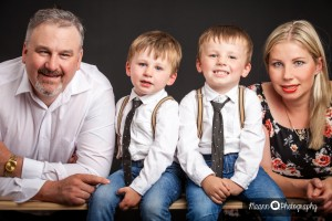 Cian & Dara – Family Photography
