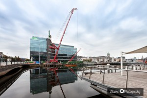 JCD Group // Albert Quay, Cork – Commercial Photography