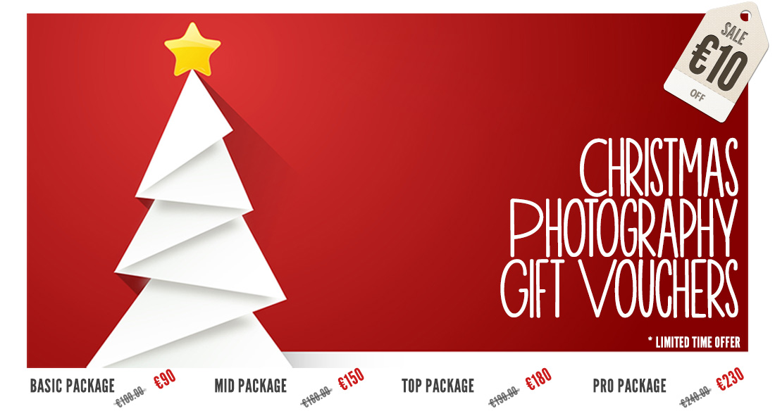 Christmas Gift Vouchers – Sale