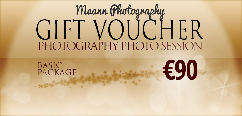 Gift Vouchers - Basic Package