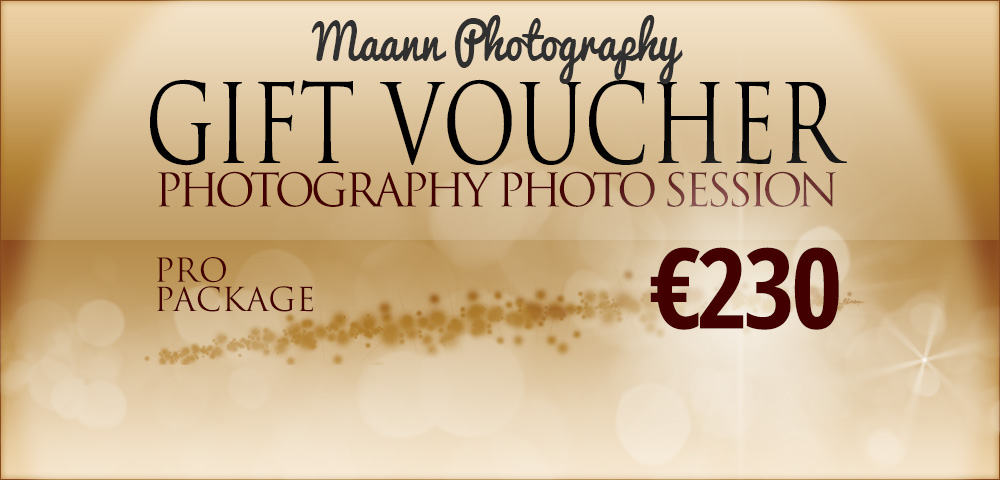 Gift Vouchers - Pro Package