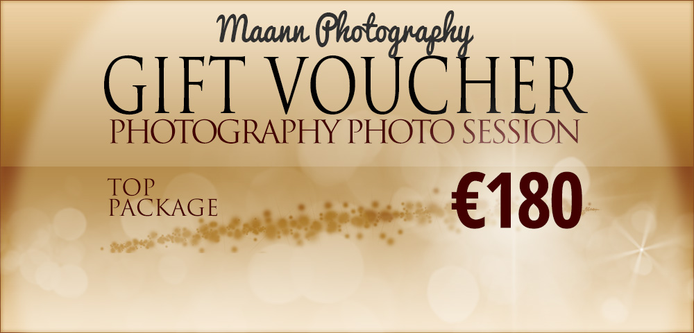 Gift Vouchers - Top Package