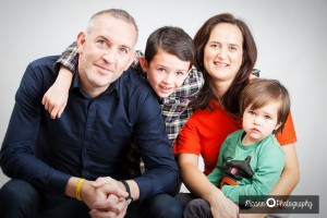 Family Photography – Studio Photo Session