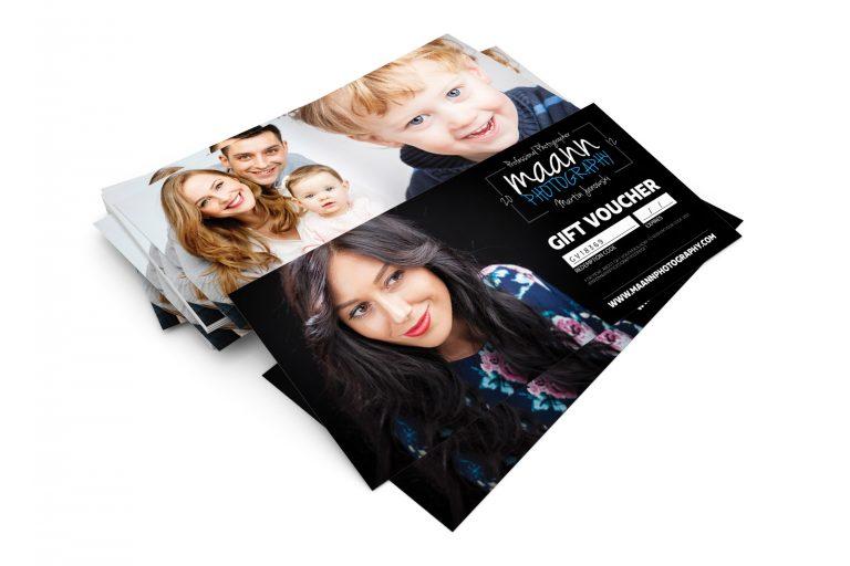 Photography Gift Voucher | Christmas Present