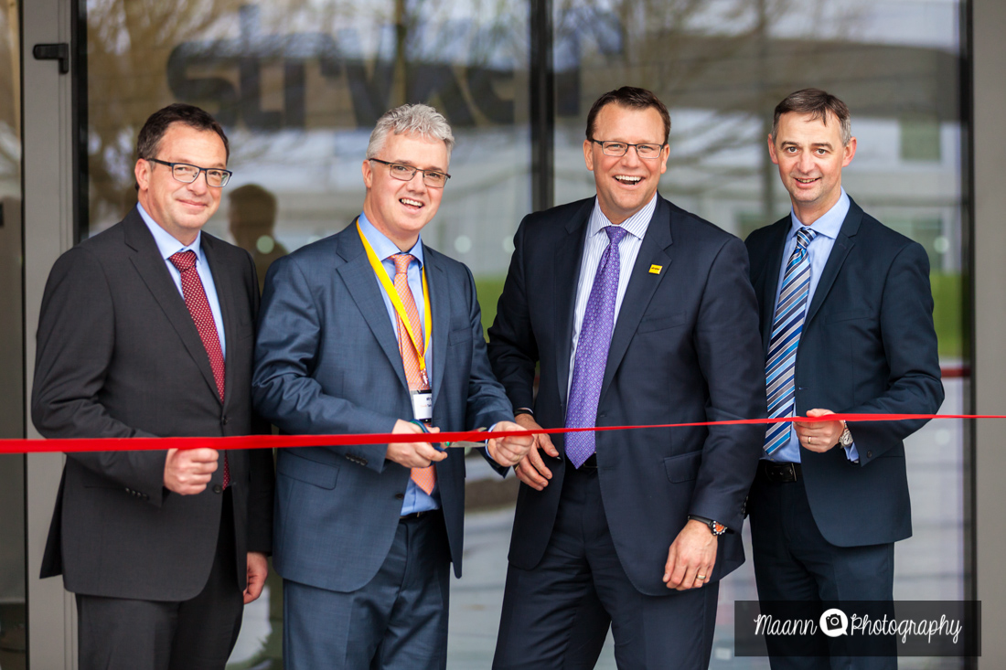The Instruments Division of Stryker Corporation officially opened its new Surgical Innovation Centre in Cork
