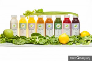 Loving Juices – Commercial Product Photography