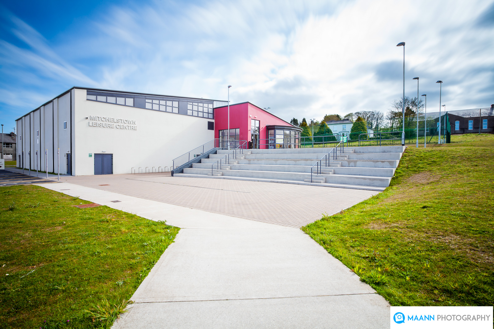 Mitchelstown Leisure Centre – Architectural Photography