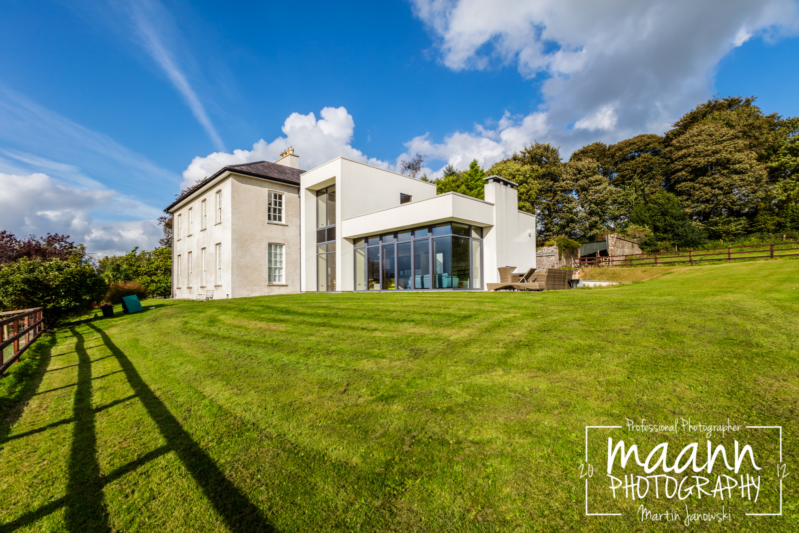 INTERIOR AND EXTERIOR PHOTOGRAPHY FOR HORGAN CARROLL ARCHITECTS LIMITED – ARCHITECTURAL PHOTOGRAPHY