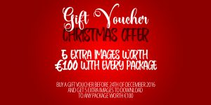 Gift Voucher – Christmas Offer