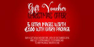 Gift Voucher – Christmas Offer