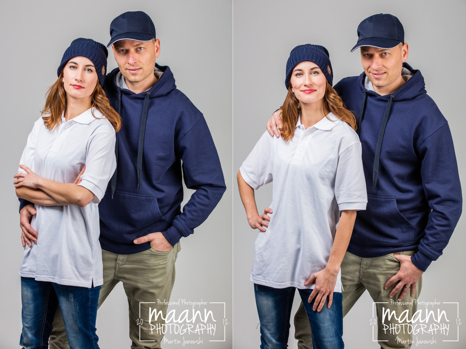 Fashion Photography for Bensons Workwear