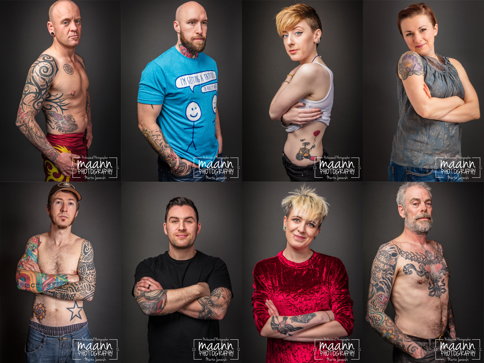 Tattoo Photography