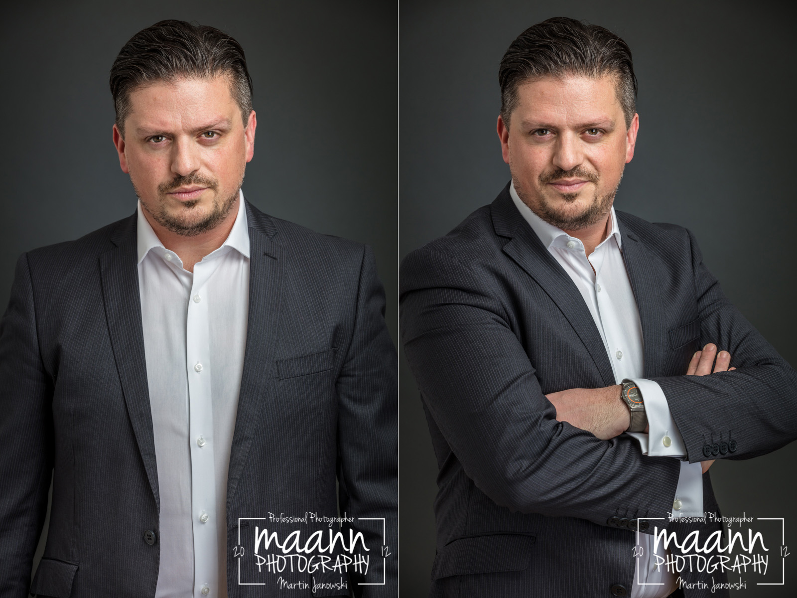 corporate headshot photography
