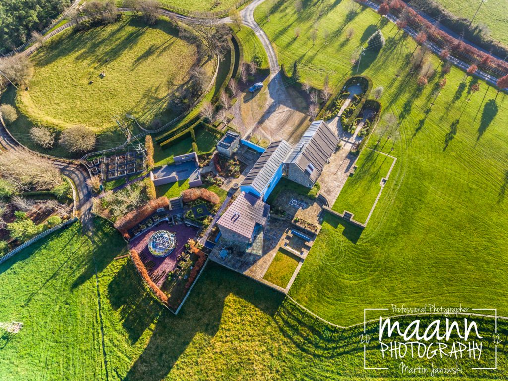 architectural aerial photography