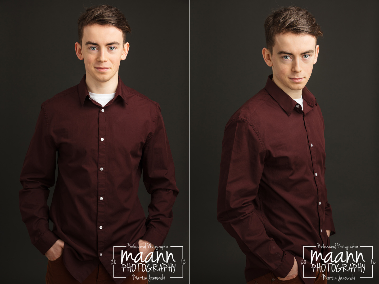 headshot photography