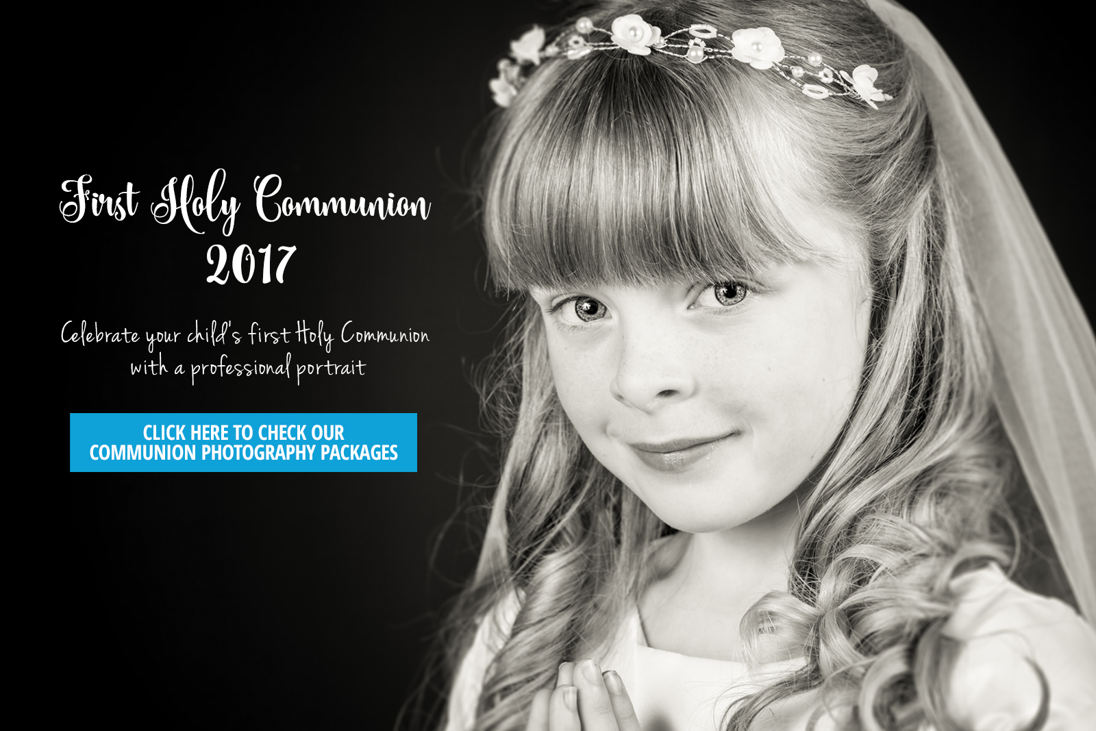 First Holy Communion Photography 2017