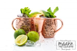 HardCraft – Moscow Mule Mug Set – Product Photography