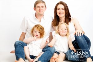 Family Photography – Studio & Outdoor Photo Session