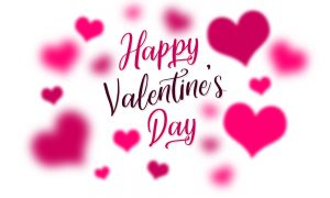 Happy Valentine's Day – Gift Voucher – Discount 10% OFF photography studio