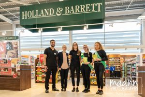 Holland & Barrett Liffey Valley Dublin – New Store Opening | commercial photography