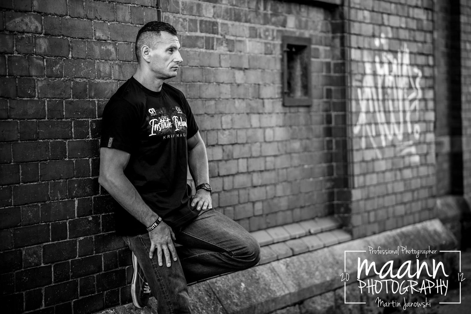 Institute Krav Maga Cork – Street Photography