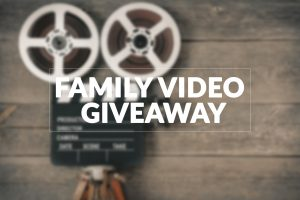 Family Video Giveaway 2019 | Take a part in our competition!!!