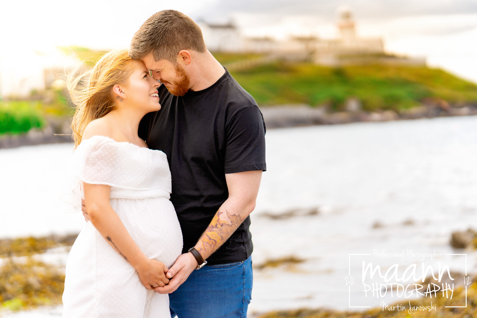 Jodie & Michael – Maternity Photography | Outdoor Photo Session