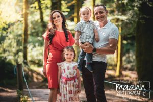 Family Photography – Glenbower Wood
