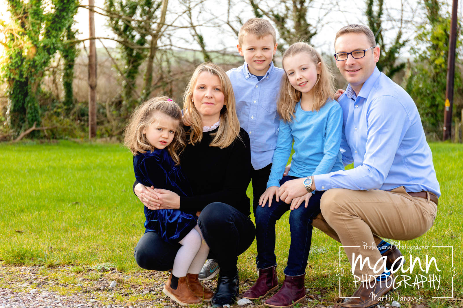 Family Photography | Outdoor Photo Session | Children Photography