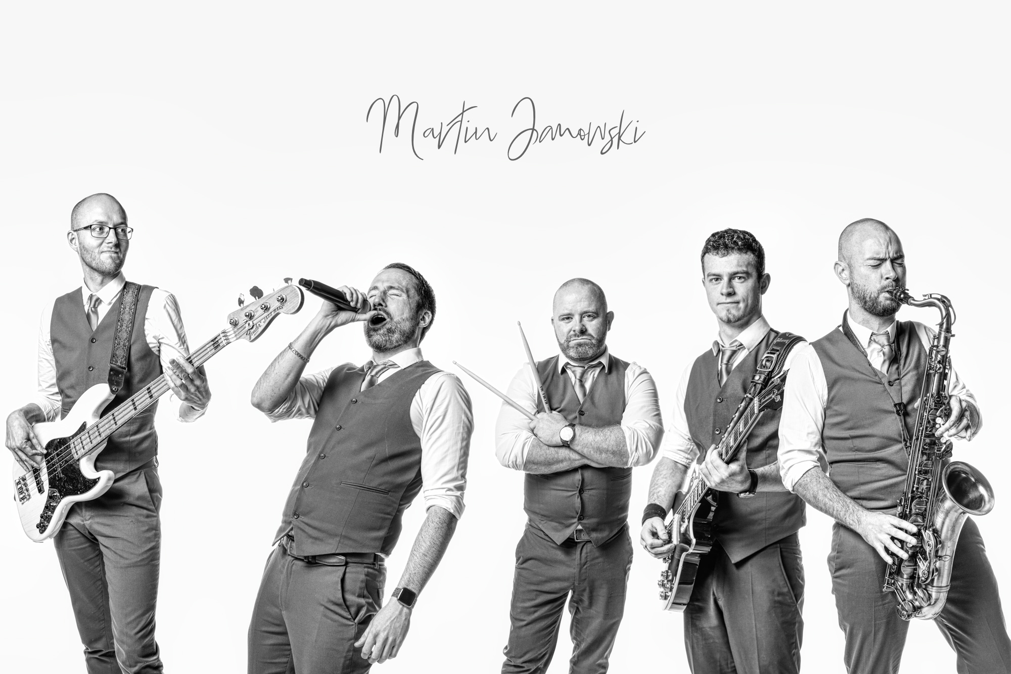 Blue Steel – Music Band from Cork