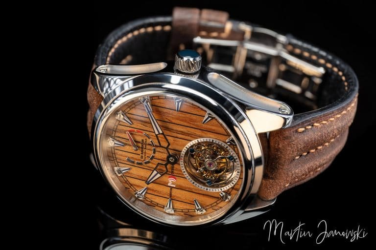 Product Photography | Martin Design Watches